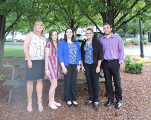 UniBank recognizes summer interns